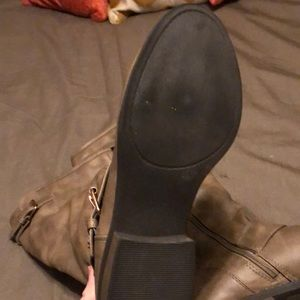 Charlotte Russe Shoes - Riding Boots